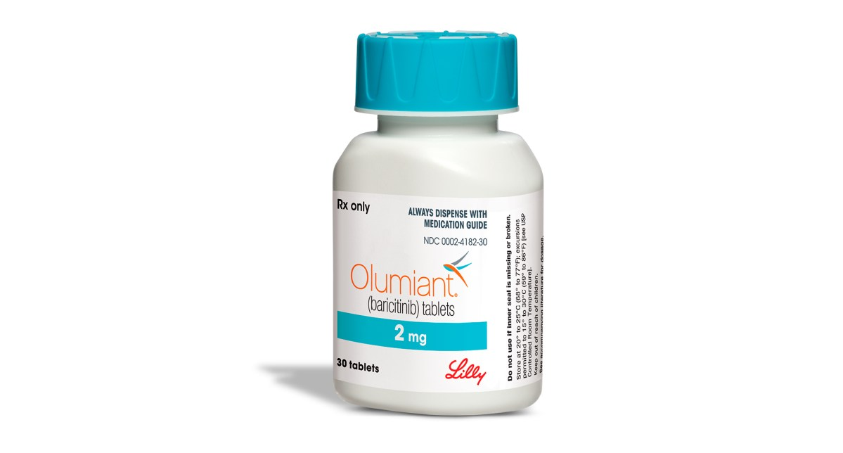 «Олумиант» (Olumiant, барицитиниб).