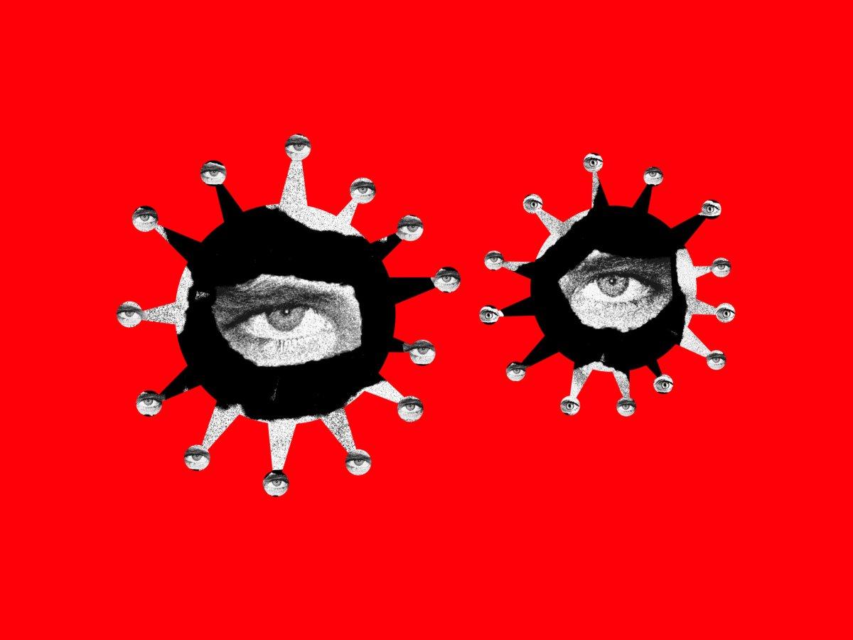 china propaganda 01 - Алая чума: как Китай не заразил коронавирусом весь мир