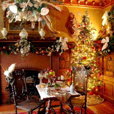 a grand avenue christmas at the captain frederick pabst mansion - Frederick Christmas Show