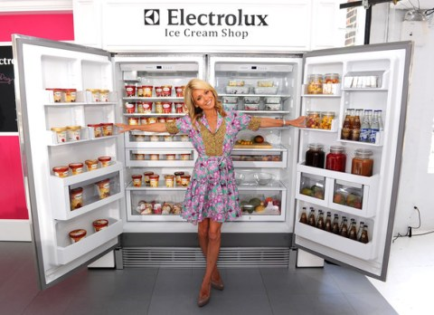 Electrolux and Kelly Ripa