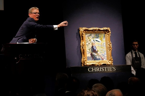 Art-Auction-at-Christies