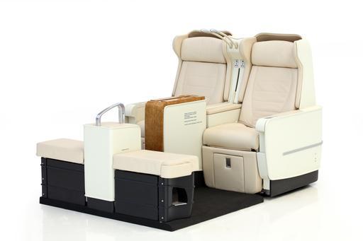 Private Jet Seats