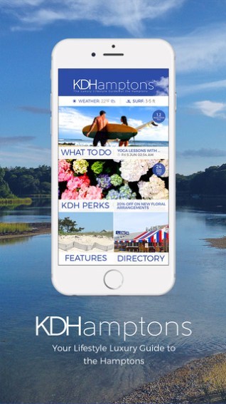 KDHamptons Luxury Lifestyle Guide to The Hamptons Mosnar Communications