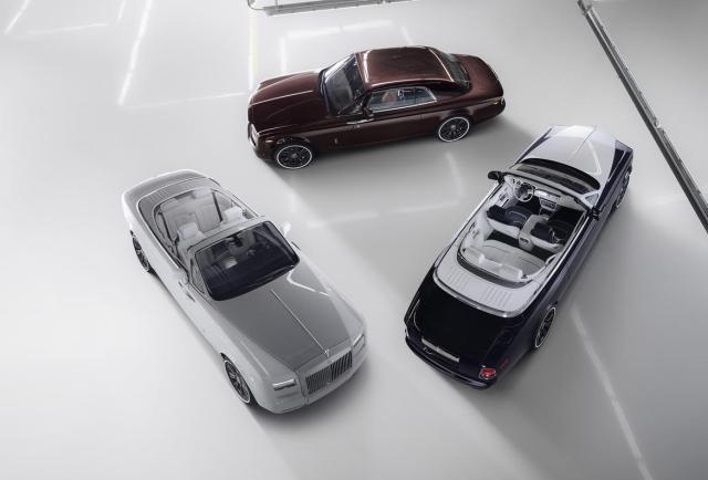 Rolls-Royce Phantom Zenith Collection 2 Mosnar Communications