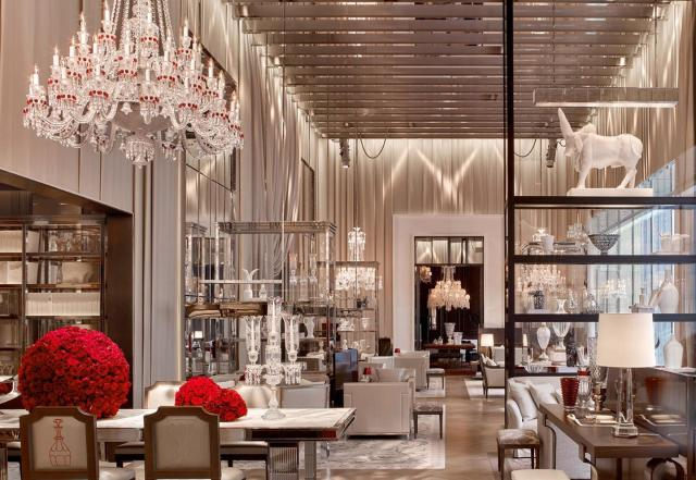Baccarat Hotel New York Mosnar Communications Luxury Hotels