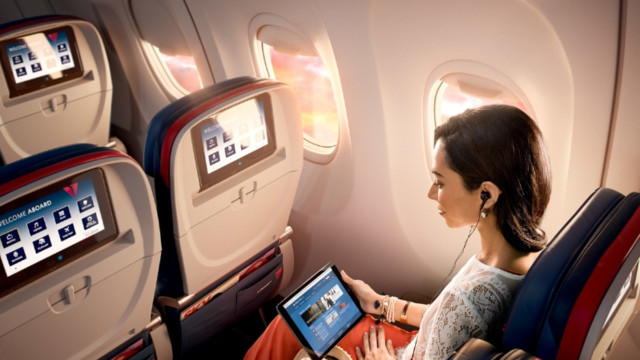 Delta Brands Free Entertainment As Luxury Experience Mosnar Communications
