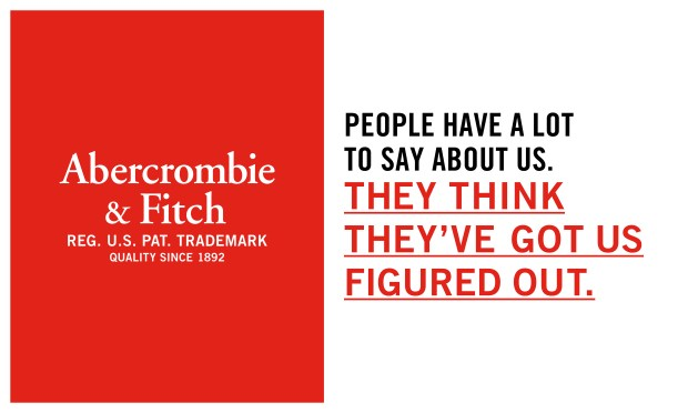 Abercrombie & Fitch Co. #ANF 2 Mosnar Communications