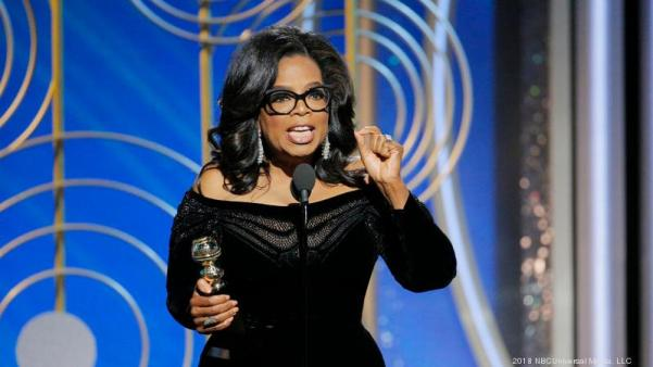 Oprah's Speech Really Means Mosnar Communications