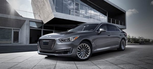 GENESIS G90 main Mosnar Communications
