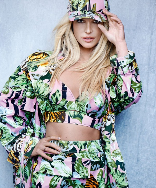 Kenzo Britney Spears MosnarCommunications