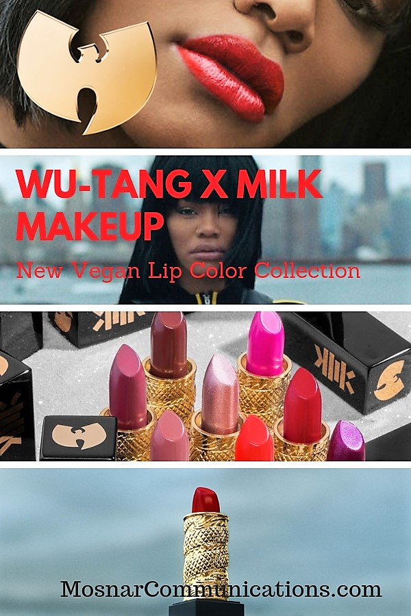 Wu-Tang x Milk Makeup Mosnar Communications Beauty PR