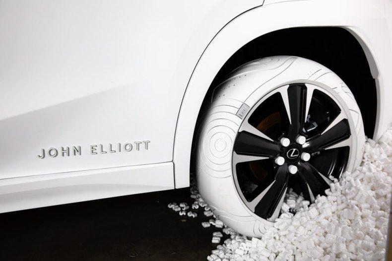 Lexus UX John Elliott Mosnar Communications