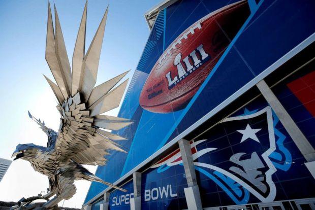 Super Bowl LIII 2019 Atlanta GA Mosnar Communications