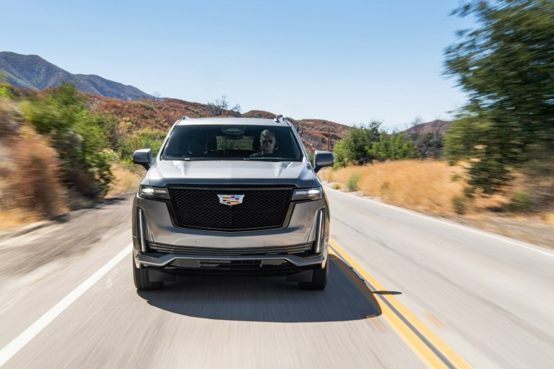 2021-Cadillac-Escalade-Mosnar-CommunicationsLuxury Cars Millionaires Drive