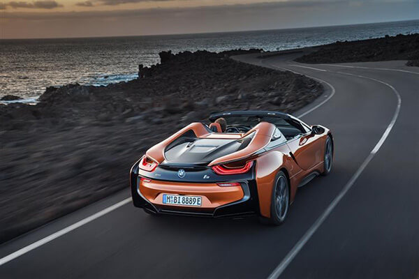 BMW-i8-Mosnar-Communications Luxury Cars Millionaires Drive