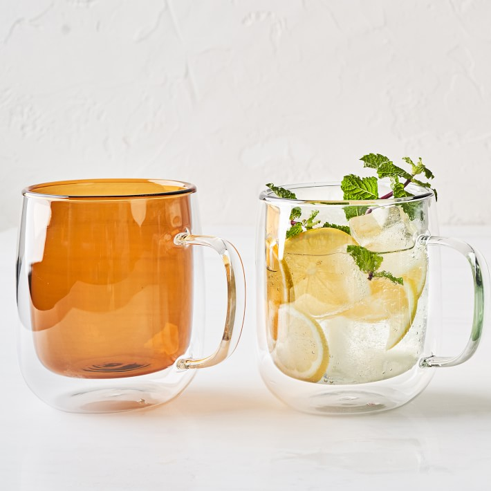 WILLIAMS-SONOMA-double-wall-glass-coffee-mugs-1-Mosnar-Communications