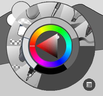 Últimos colores y pinceles
