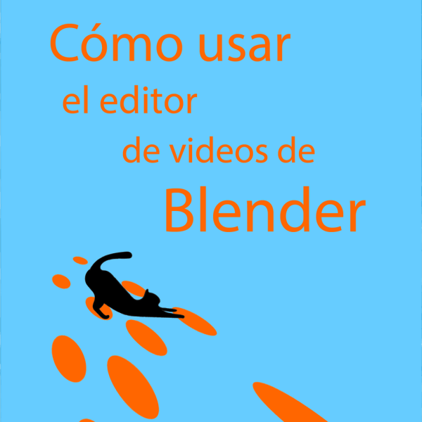 Editor de videos de Blender