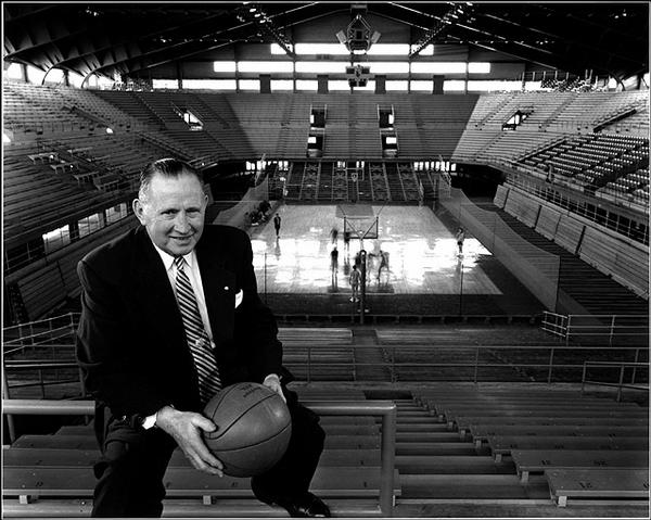 Forrest Phog Allen Missouri Sports Hall Of Fame