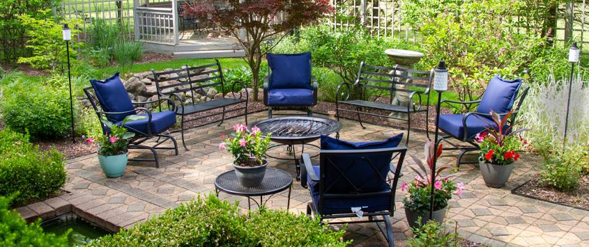 patio design ideas so you spend more