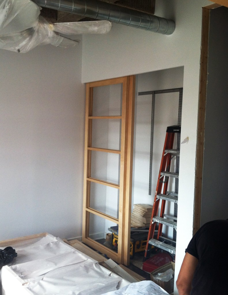 Closet Construction 01