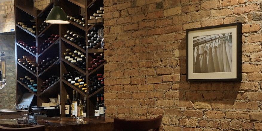 brick at bar pastoral