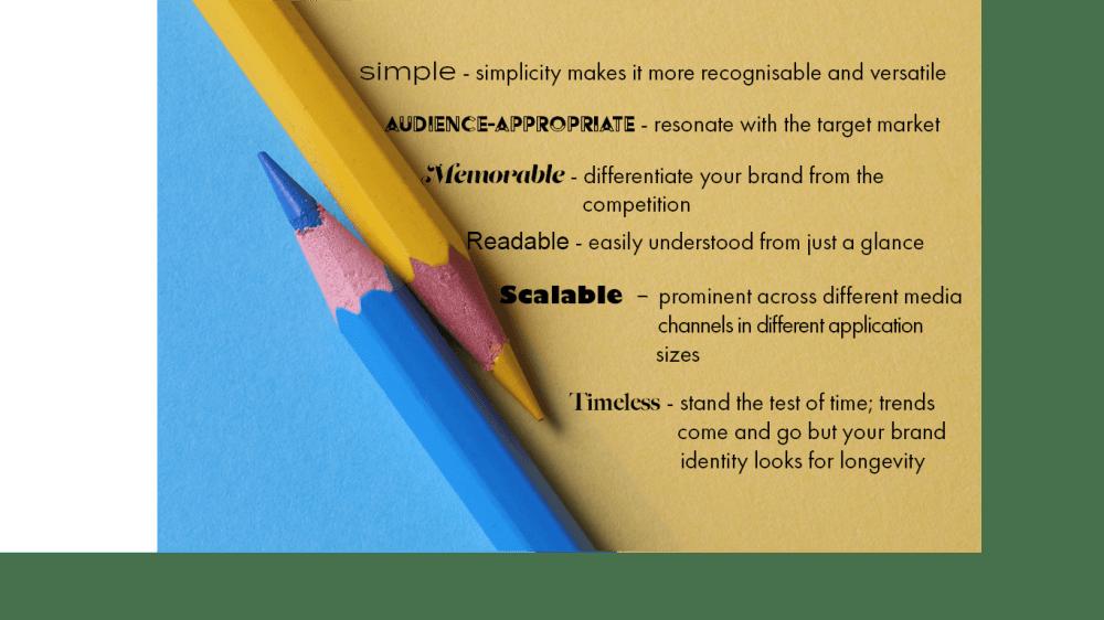 table characteristics of art