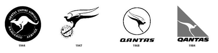 Qantas logos