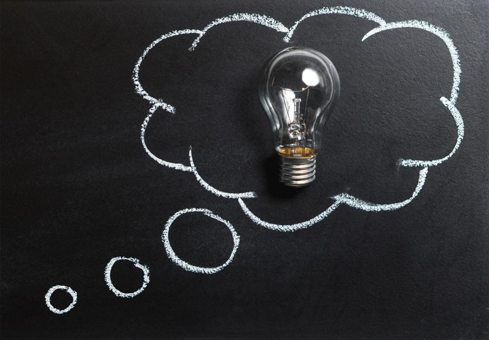 why logos matter showing a lamp