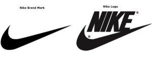 Nike visual brand and brand mark