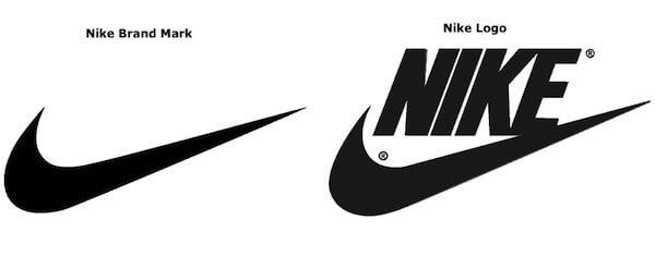 Nike logos and brandmark