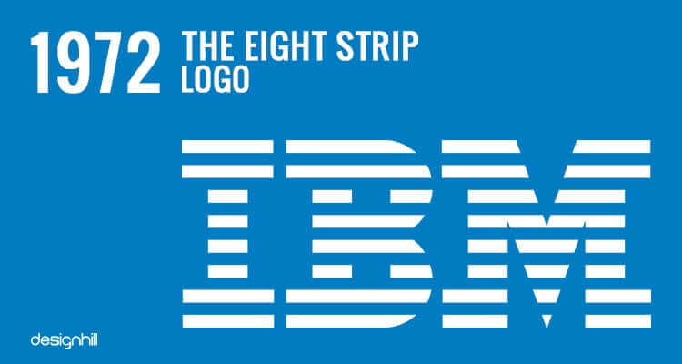 IBM logo as an anchored position