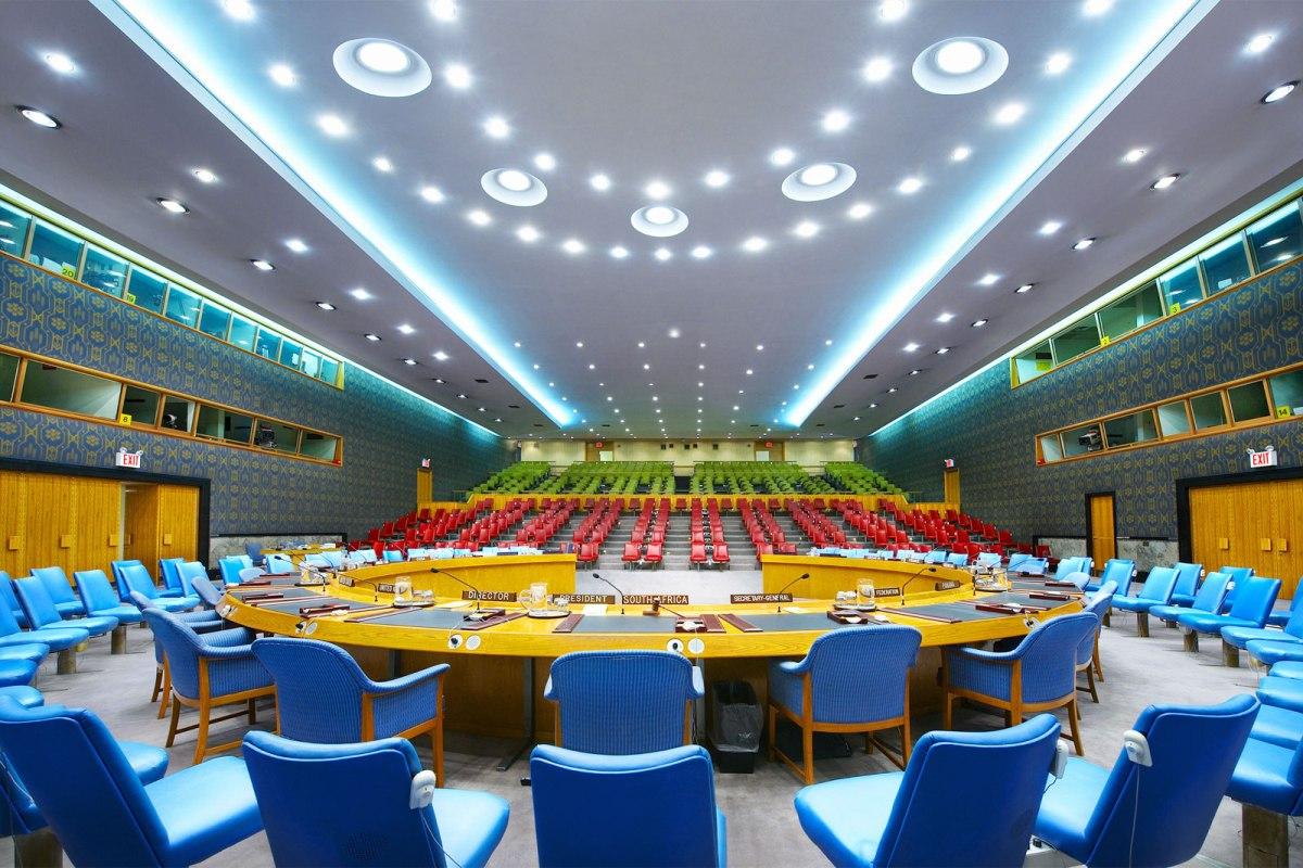 UN Security Council - New York 2008