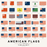Old Glory, A Visual History