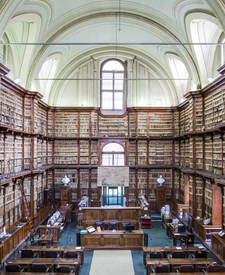 Biblioteca Angelica #2, Roma, Italy, 2012