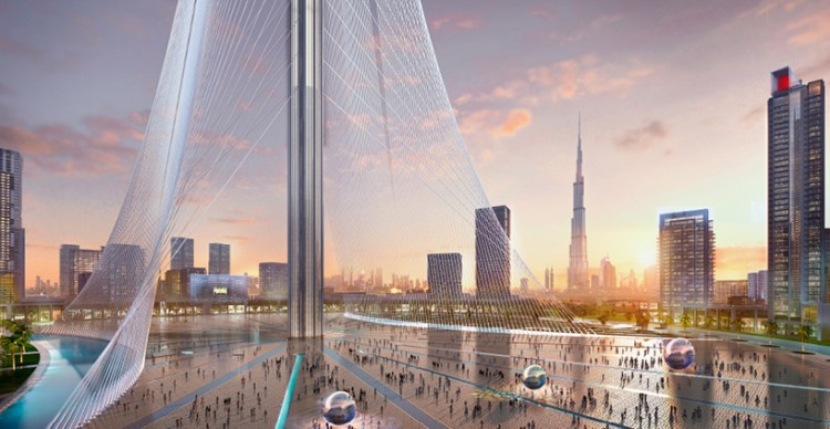 santiago-calatrava-dubai-creek-harbour-worlds-tallest-observation-tower-united-arab-emirates-designboom-02