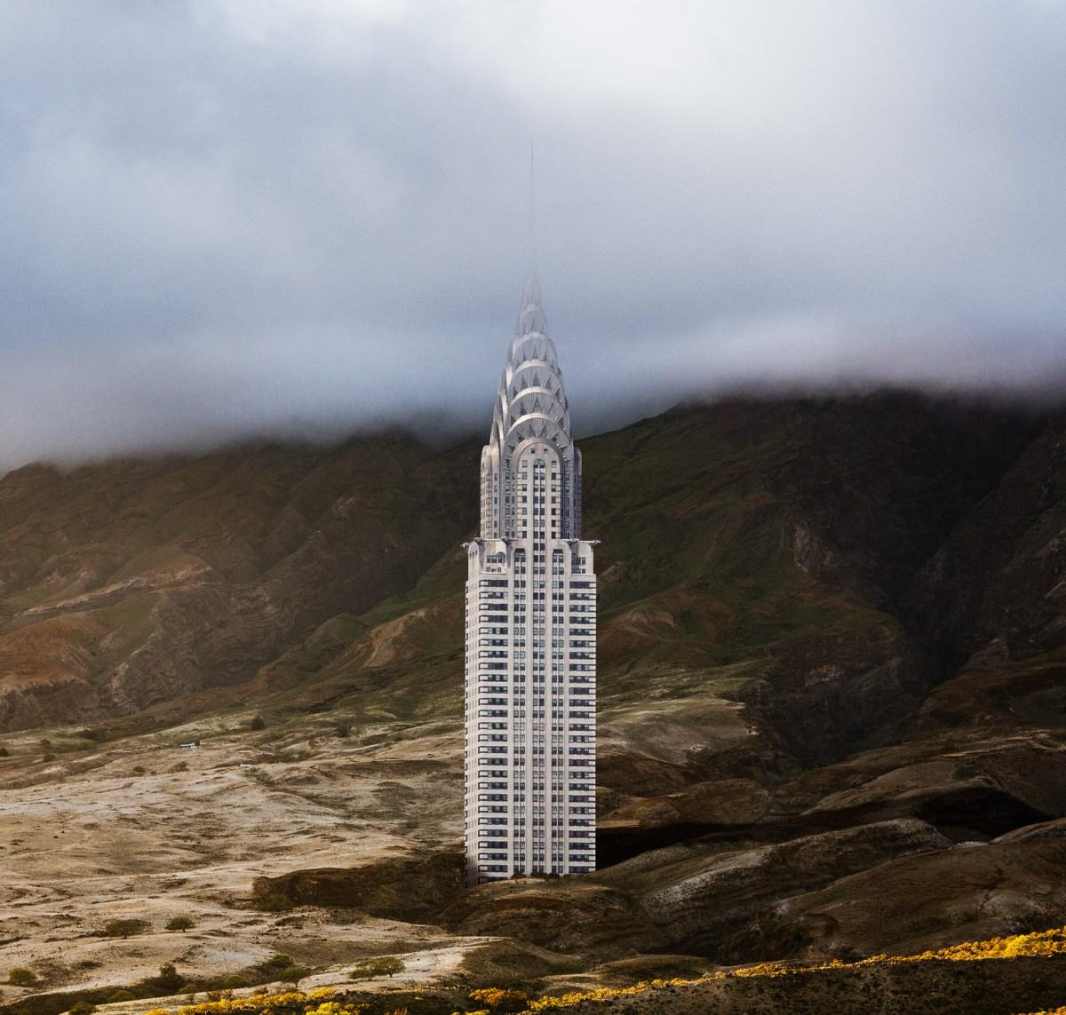 Misplaced New York Landmarks