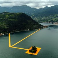 Christo's Floating Piers