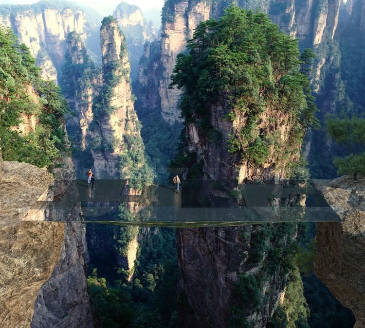 martin-duplantier-architectes-zhangjiajie-pavilions-lookout-china-moss-and-fog