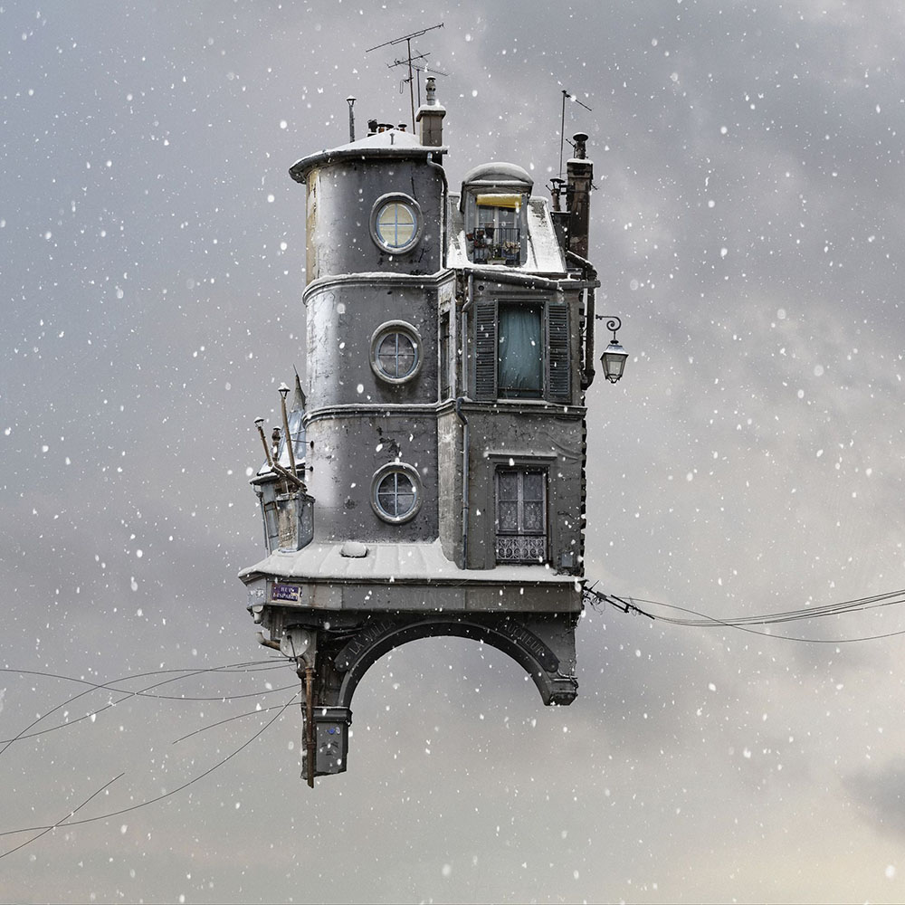 Flying houses laurent moss and fog 2