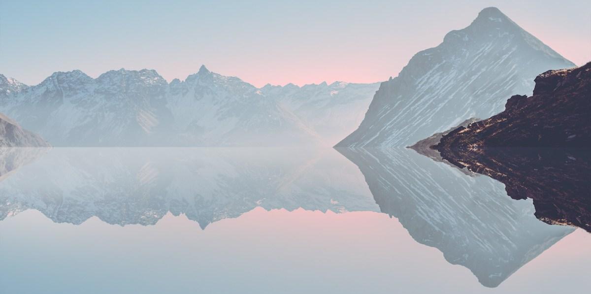 Switzerland Horizon Moss and Fog 8