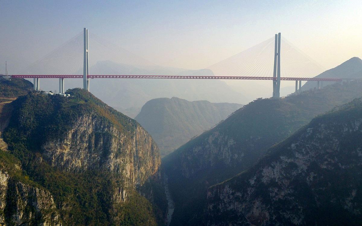 chinas bridges moss and fog 7