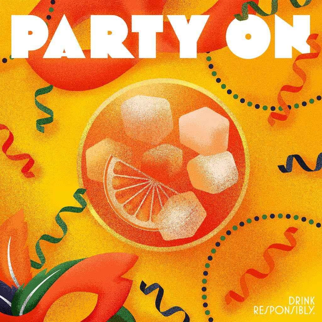 Classic Drink Posters for Aperol
