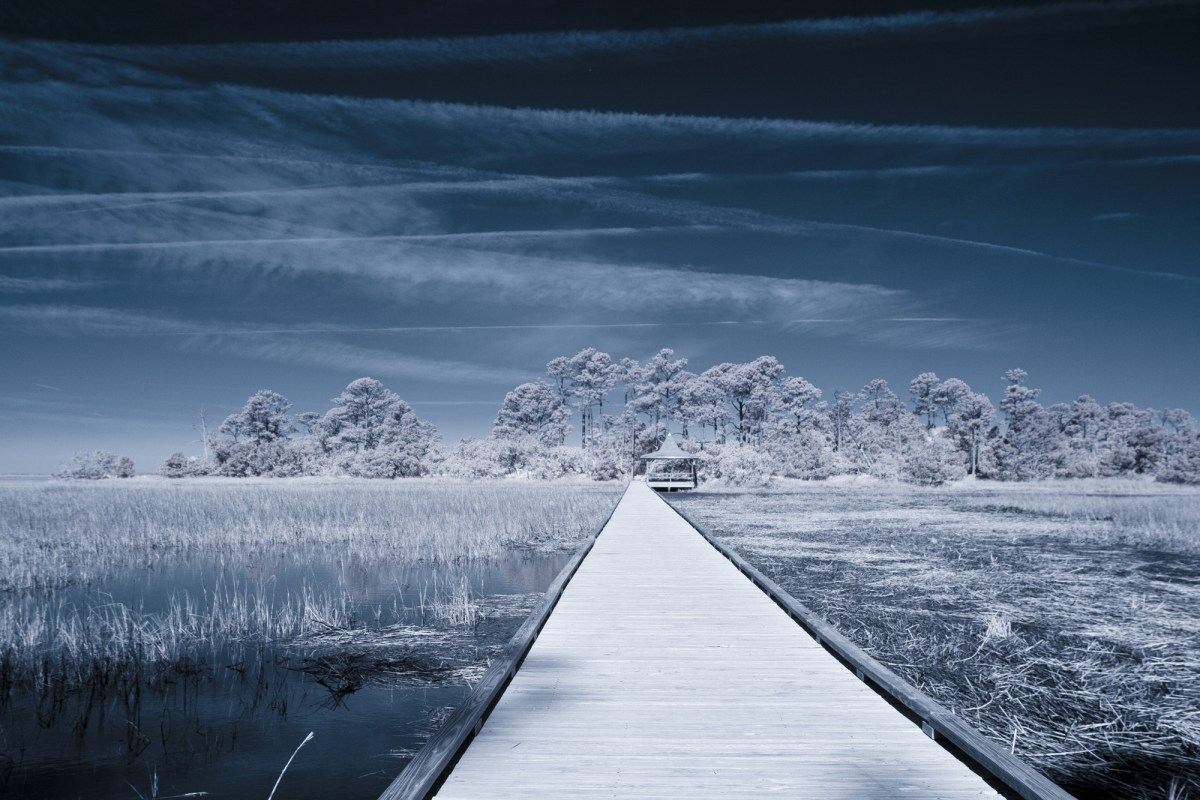 Infrared Illusion