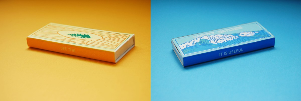 It's a Match! - Great Examples of Matchbox Design