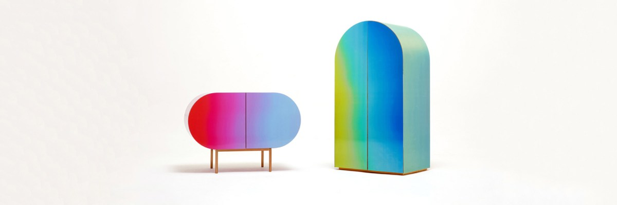 Color-Changing Furniture by Orijeen