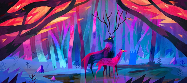 vibrant-nature-illustrations-juliette-oberndorfer-6