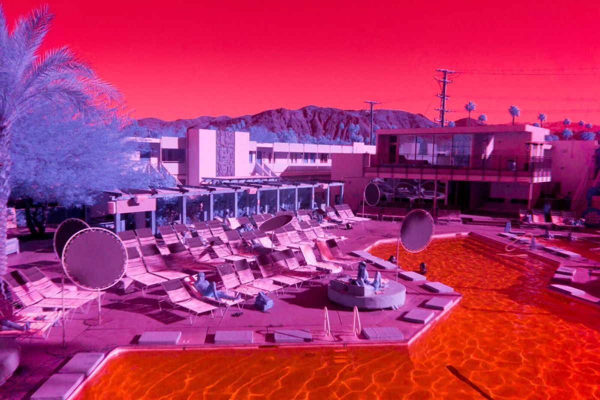 Kate Ballis Infrared California