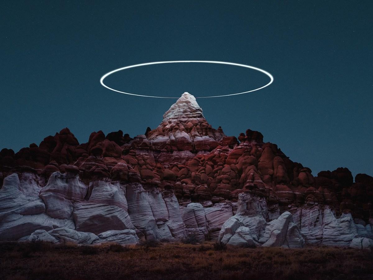 Lux Noctis II photo series