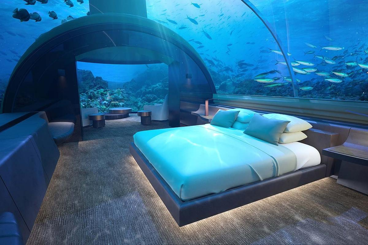 Muraka Underwater Hotel Suite and Restaurant